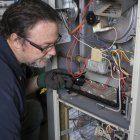 Heating new installation