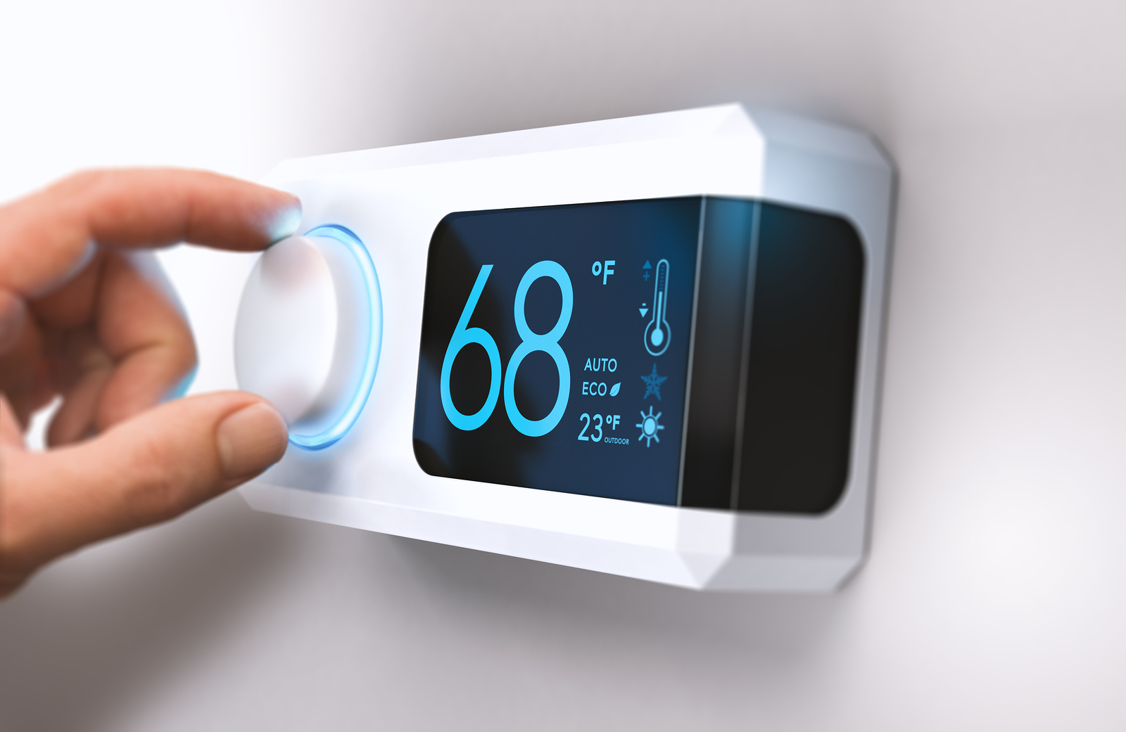smart thermostat installation
